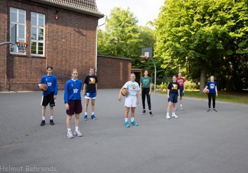 Basketballtraining in Corona-Zeiten