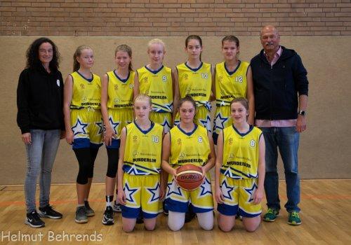 Basketball U16-Mädchen des OTB verlieren gegen BG Göttingen