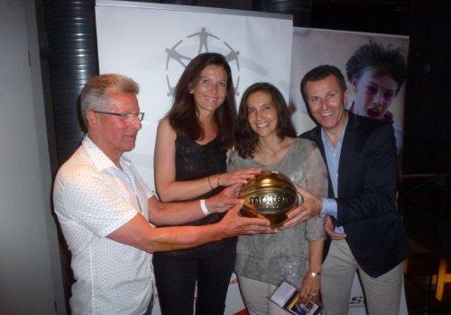 Erfolgreiche Basketball-Charity-Party für den Nachwuchs